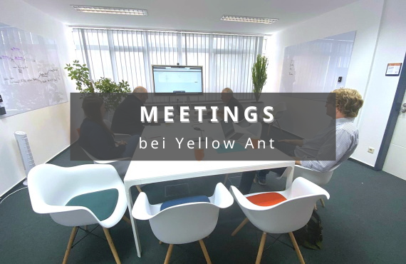 Kundenmeeting Yellow Ant software gebäudereinigung