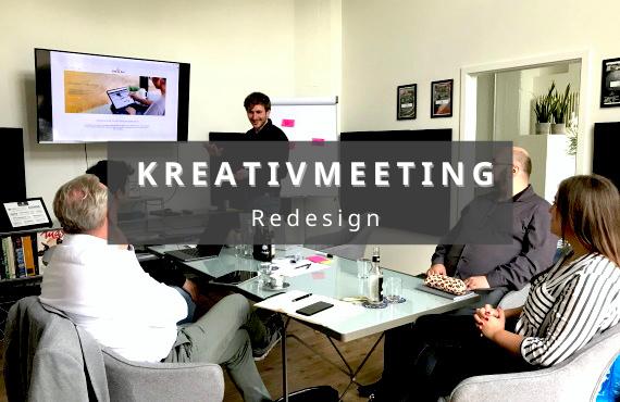 Kreativmeeting Redesign Yellow Ant software gebäudereinigung
