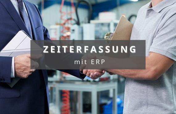 Zeiterfassung und ERP software gebäudereinigung