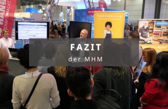 Fazit der mitteldeutschen Handwerksmesse in Leipzig