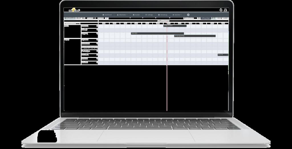 Macbook Dienstplan