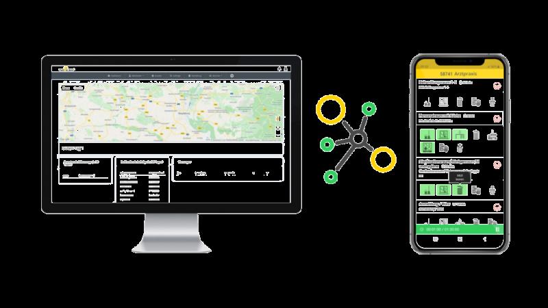 Software Digitalisierung in der Gebäudereinigung mit YA Clean