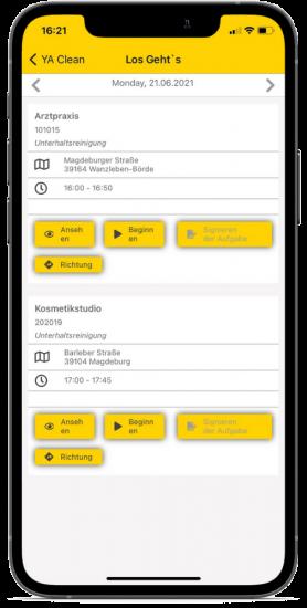 Los Gehts App